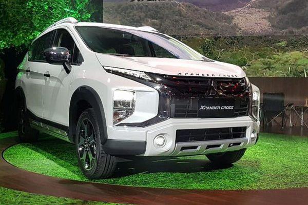 Mitsubishi Xpander Cross Mengadang, Ini Tanggapan Toyota Indonesia