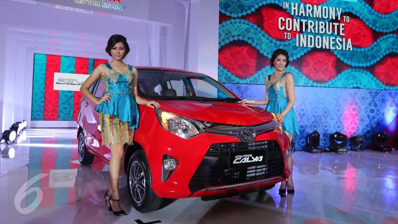 Pajak Kendaraan Baru Naik, Toyota Pilih Tahan Harga